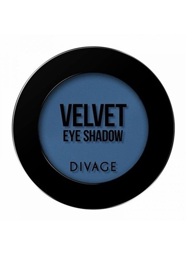 Divage Divage Velvet - Mat Göz Farı 7318 Renkli